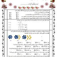 1396 آزمون نوبت دوم ریاضی چهارم1 200x200 - صفحه اصلی