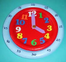 آموزش ساعت برای دانش آموزان دوم ابتدایی