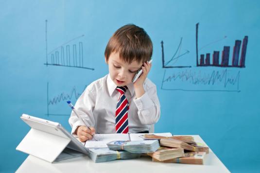 آموزش سواد مالی به دانش آموزان ابتدایی